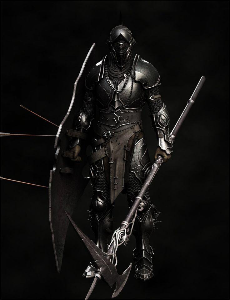 armour artwork claws dark - photo #21