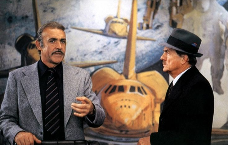 "Before 'Armageddon' and 'Deep Impact', there was 'Meteor' (1979). Sean Connery co-stars with Hollywood legends Natalie Wood, Martin Landau, and Henry Fonda. The beautiful and talented Natalie Wood would receive 3 Oscar nominations before her 25th birthday: Rebel Without a Cause, Splendor in the Grass, and Love With a Proper Stranger. She is probably best known for her starring role as Maria in ""West Side Story"" (1961).  #SeanConneryDay"