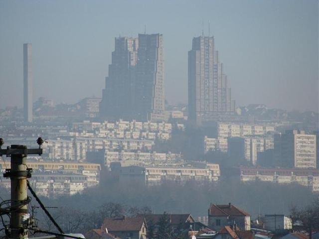 The Gates Of Belgrade - Relics Of Soviet Era Brutalist Architecture - Explore like a Gipsy, Study like a Ninja