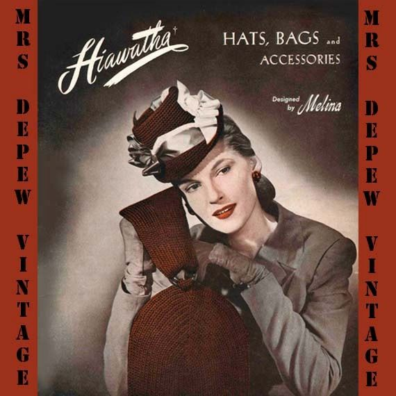90 best e books for historical fashion sewing research images on hiawatha hats bags e book mrs depew vintage fandeluxe Choice Image