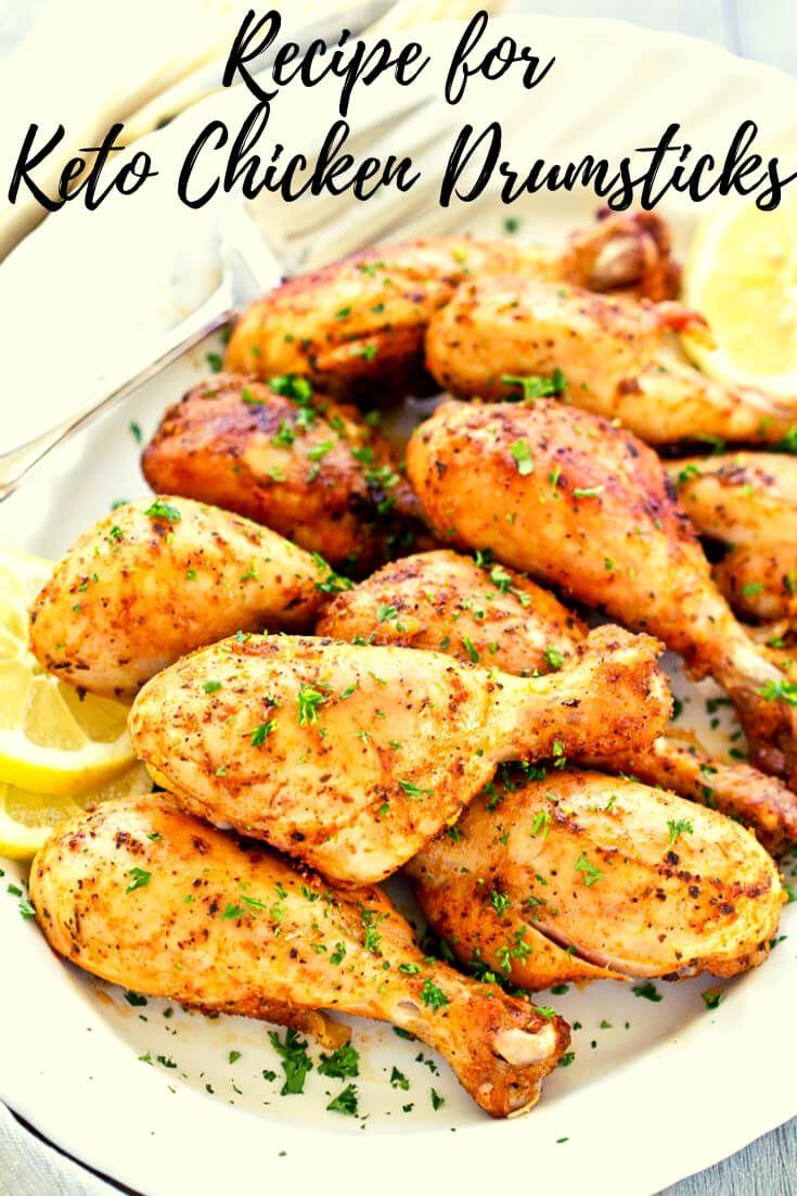 keto diet chicken drumsticks