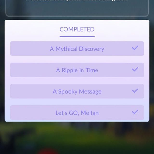 After 1000 Years Im Finally Done Pokemongoresearch Instagram