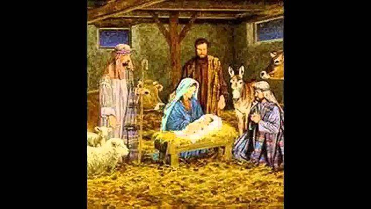 """Nativity Play"" by Joyce Grenfell read by Farnham Town Crier"