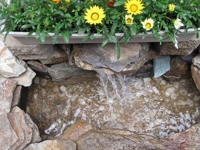 House Blend: DIY Patio Pond