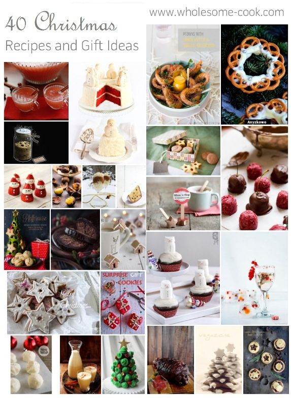 40 Christmas Recipe and Foodie Gift Ideas
