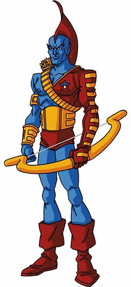Yondu - Marvel Comics - Guardians of the Galaxy