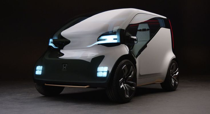 Honda Brings Smart-Sized NeuV City Car And Self-Levelling Motorcycle Concepts To CES