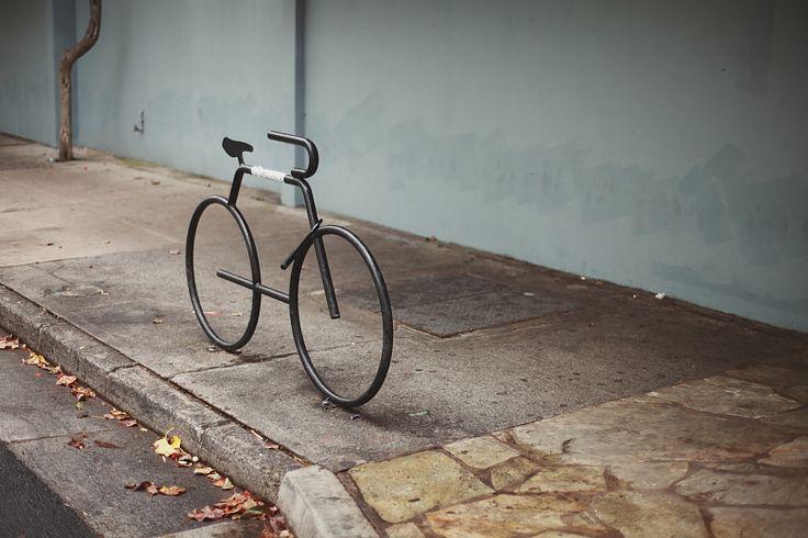Bike Rack Bike via TravelWell