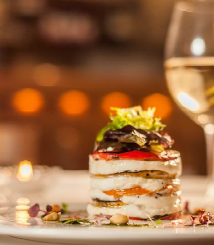 Fine Dining and Wine Bar Malta | Rampila - #Valletta Restaurant
