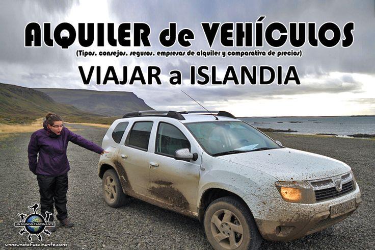 En esta mini-guía de nuestra GUIA de ISLANDIA os hablamos sobre ALQUILAR COCHEen ISLANDIA: tipos, precios, ahorro, seguros, empresas, etc.