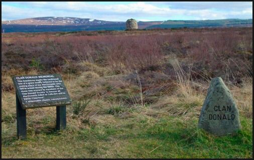 Culloden Battlefiedl - Haunting Reminders On A Scottish Moor