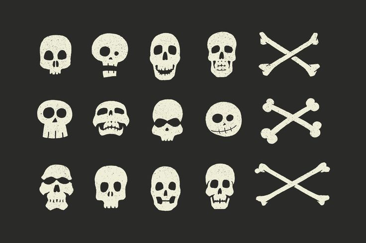 Skull And Crossbones Vector Free images