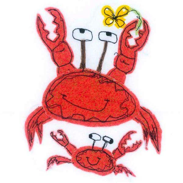 Crab Happy