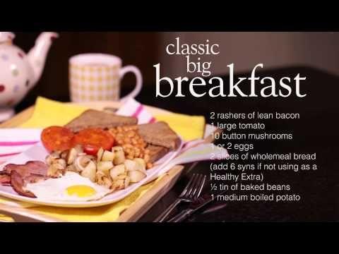 Classic big breakfast - Recipes - Slimming World