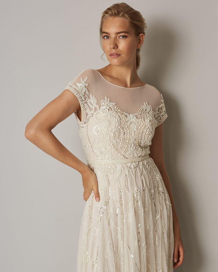52 besten The Dress! Bilder auf Pinterest   Bräute, Brautbedarf und ...