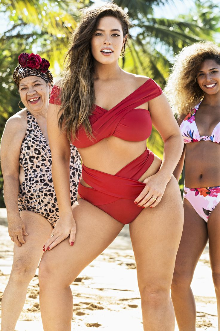 Who What Wear interviews Ashley Graham about her new Swimsuits for All campaign, her favorite summer trends, and more.