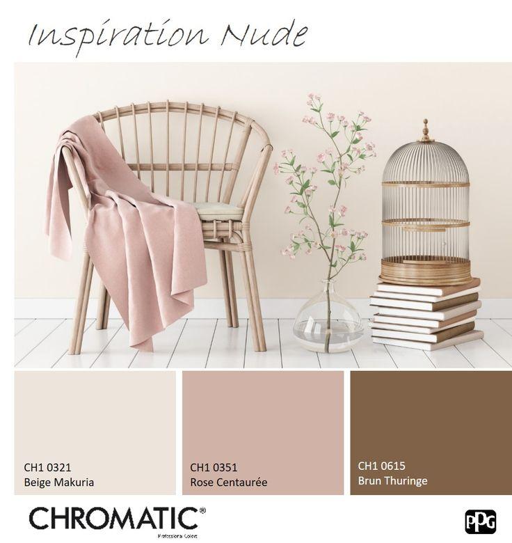 Ce printemps, le Nude nous invite à faire peau neuve. Cette #tendance sublime une forme de minimalisme, de fraîcheur et de beauté chic. www.chromaticstore.com