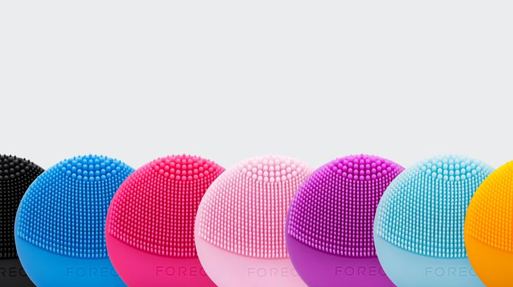 FOREO LUNA Play $39 for 100 uses. Great price point to try out Foreo cleansing brushes!