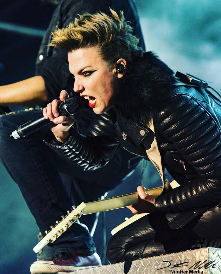 Badass photo of Mz Lzzy Hale