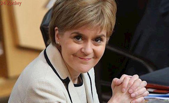 Skotská premiérka hodlá prosazovat nové referendum o nezávislosti