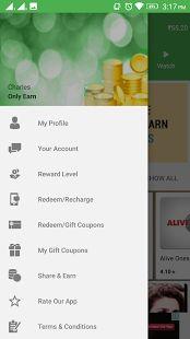 Earn Free Recharge & Talktime- screenshot thumbnail