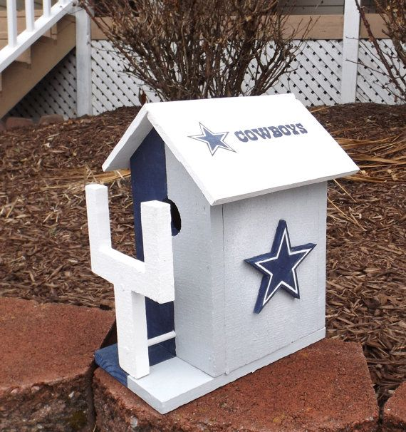Dallas Cowboys Nfl Football Rustic Wooden By