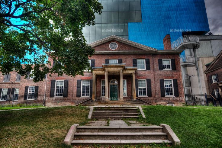 The Ontario college of art & design, Toronto