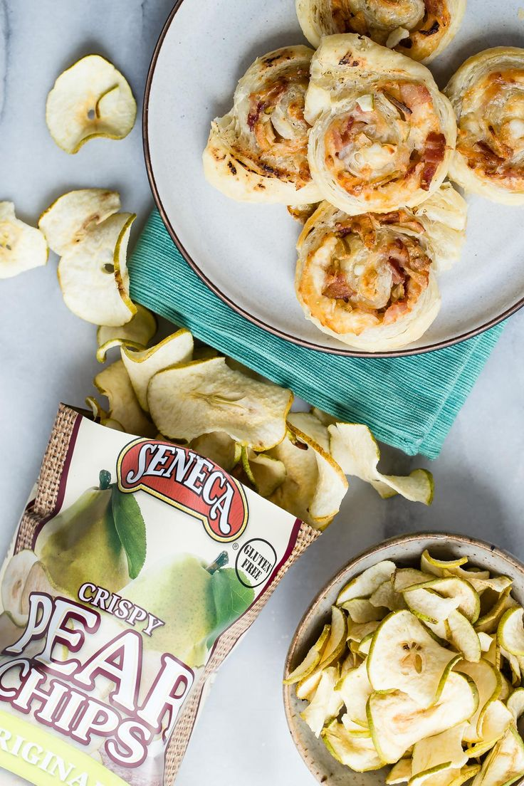 Best 25 recipes for pastries pdf ideas on pinterest spinach light and flaky puff pastry pinwheels filled with seneca dried pear chips bacon and mozzarella forumfinder Choice Image