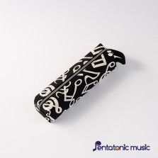 Music Pencil Case - Black