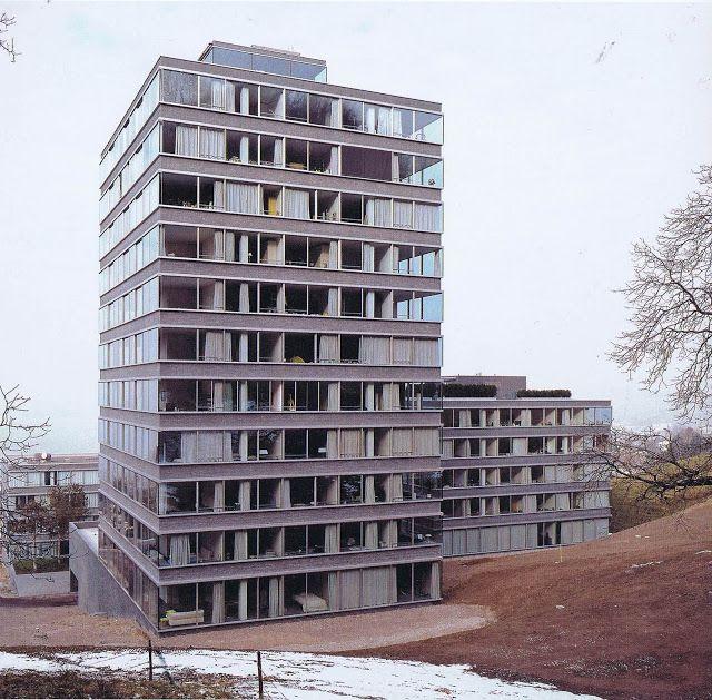 Philip Brühwiler - Residential (2001) Zug, Switzerland  © Philipp Brühwiler