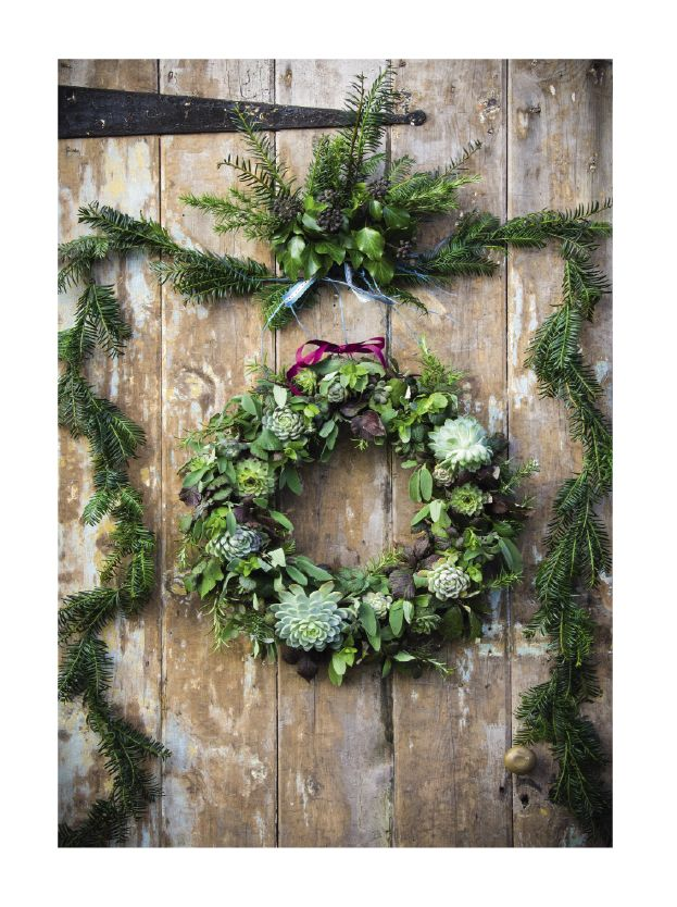 Instructions on how to make this in December 2014 issue of Gardens Illustrated www.gardensillustrated.com/magazine/next-issue www.gardensillustrated.com/subscribe