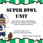 The 49ers and the Ravens!  This unit has been updated for the new Super Bowl teams, edited, and added to!  Each year, I update it to reflect the ne...