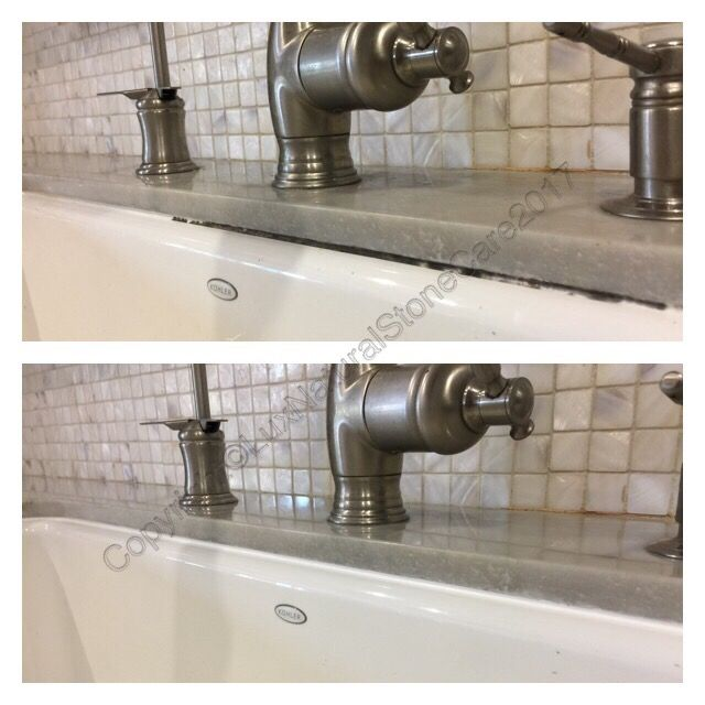 Website Picture Gallery Kitchen Sink Perimeter Re caulk Removed old damaged caulk Replaced with new white