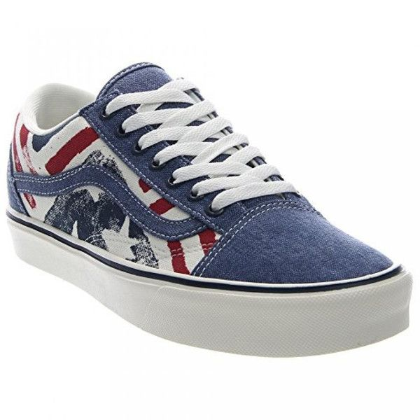 image relating to Vans Printable Coupon titled Vehicles Aged SKOOL LITE REISSUE VN0004O6IUI (BLUERED) MENS