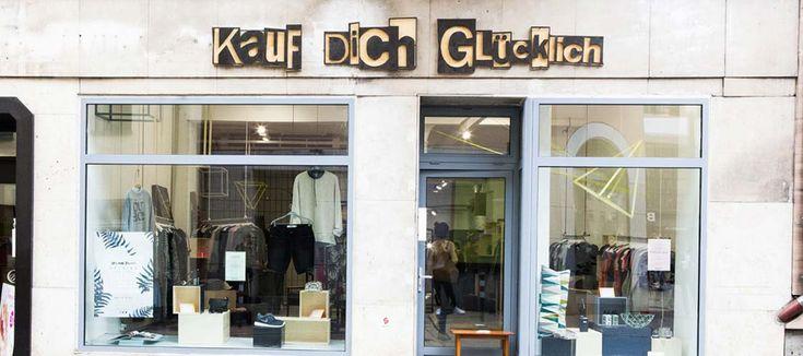 Mode shoppen in Berlin | KAUF DICH GLÜCKLICH