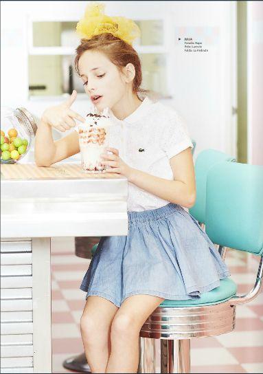 Photo by noem de la pe a model julia mayer agency for Sugar models