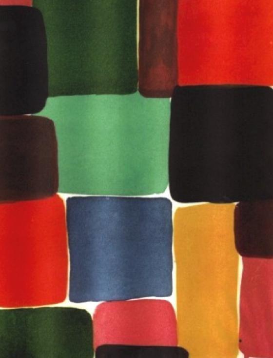 Patterns e soggetti vivaci nelle stampe per tessuto di luli sanchez