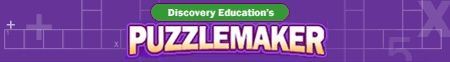 One of my favorite homeschooling sites is puzzlemaker.  I pump it words, it gives me a puzzle!  yeah
