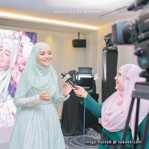 Wedding Gown Surabaya: Mira Filzah Perjelaih Isu Fitnah Gambaq Loqlaq Muhung