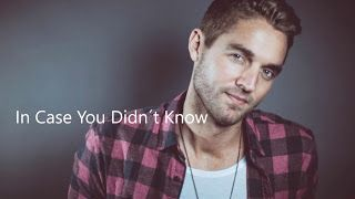 Billboard Hot 100 - Letras de Músicas - Sanderlei: In Case You Didn't Know - Brett Young