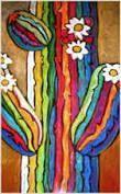 Image result for cuadros de macetas con cactus