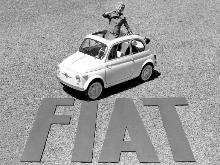 1957 Fiat Nuova 500 N
