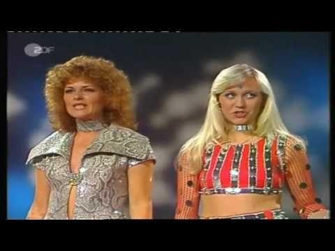 ABBA - *Waterloo* (1974) - YouTube