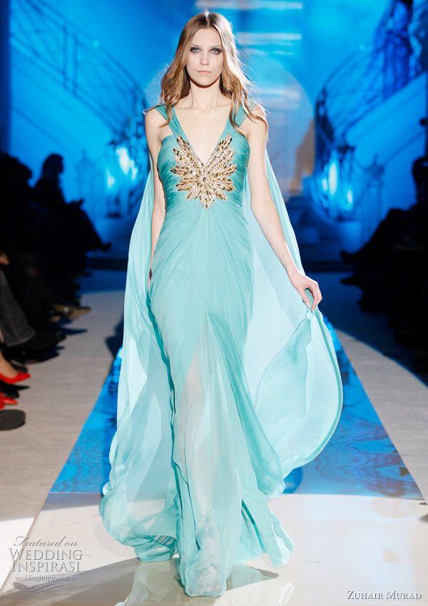 Zuhair Murad Spring/Summer 2011 Couture | Wedding Inspirasi