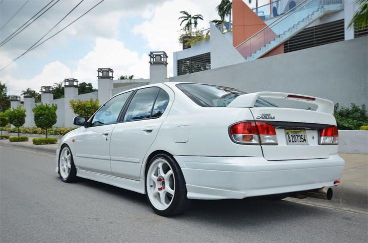 Infiniti G20. My next car