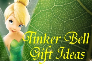 tinkerbell gift ideas to leave in hotel room each day