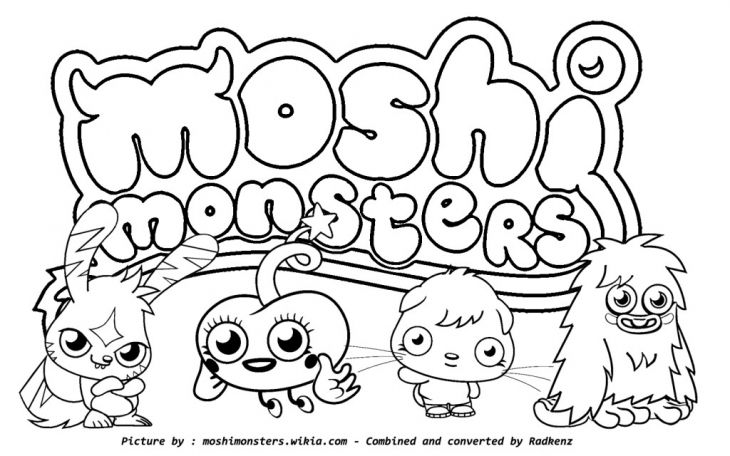 20 best Moshi bday ideas images on Pinterest | Moshi monsters ...
