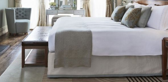 How to make your bed like a 5* hotel housekeeper  - countryliving.co.uk