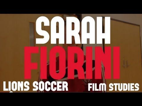 York Lions | Getting to know... Sarah Fiorini (soccer)
