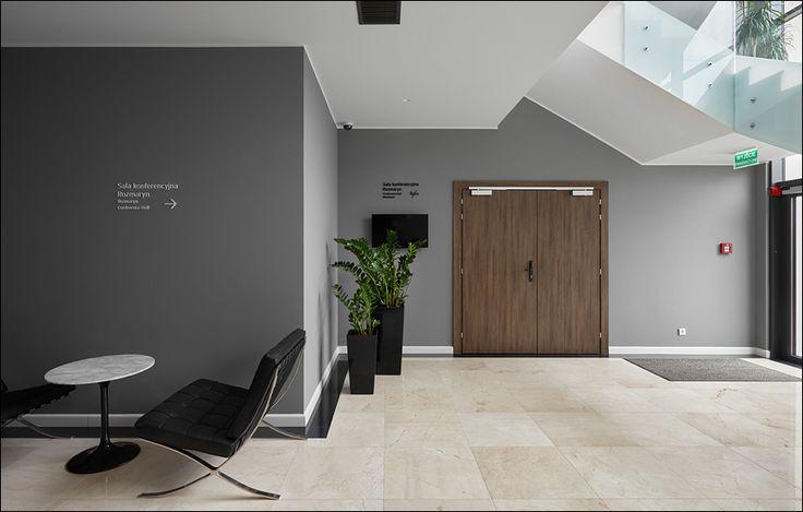 Hotel Herbarium w Chomiąży Szlacheckiej. Pracownia Architektoniczna i.am design interior, Industrial & graphic design we współpracy z rise.design interior design & architecture. W projekcie wykorzystano nasze drzwi.